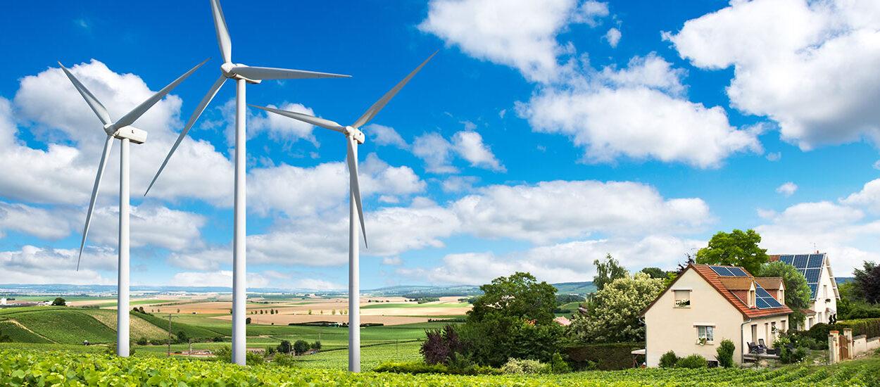 éoliennes maison