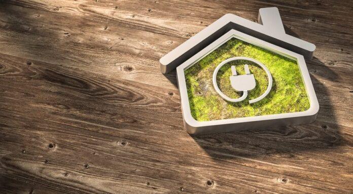 maison électricité verte